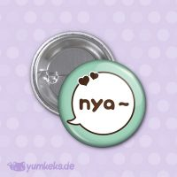 Nya~ Button