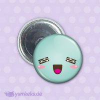 Sattisfied Face Magnet